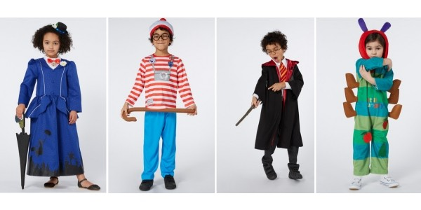 World Book Day: 25% Off Costumes @ Tu Clothing Sainsbury's