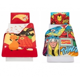 Toddler Duvet Covers From £6