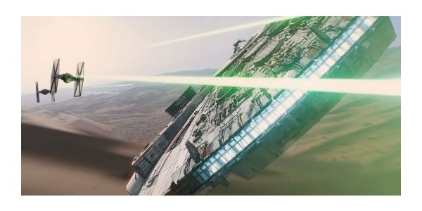 Star Wars: The Force Awakens - Cinema Bookings Open At 8am Monday 19th October