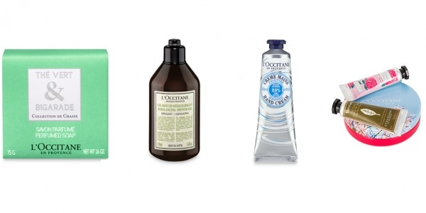Up To 50% Off Flash Sale Plus FREE Samples @ L'Occitane