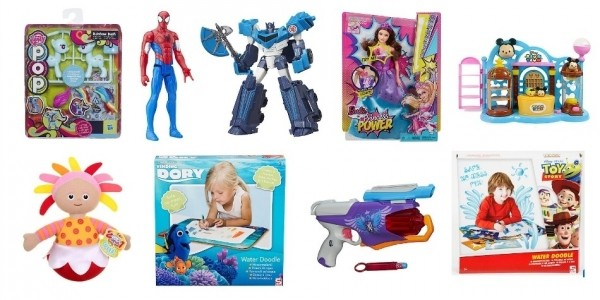 Half Price For Half Term Toys @ The Entertainer