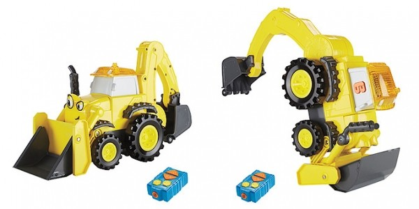 Bob the Builder R/C Super Scoop £12.49 (was £49.99) Using Code @ The Entertainer
