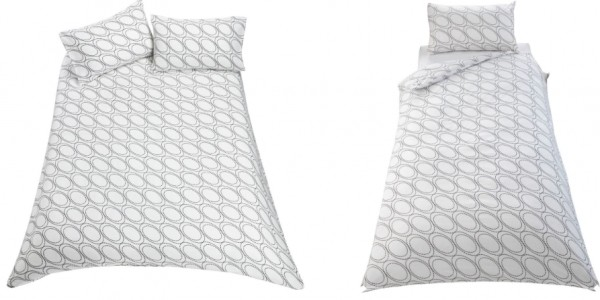 Simple Value Circles Bedding Sets From £3.99 @ Argos