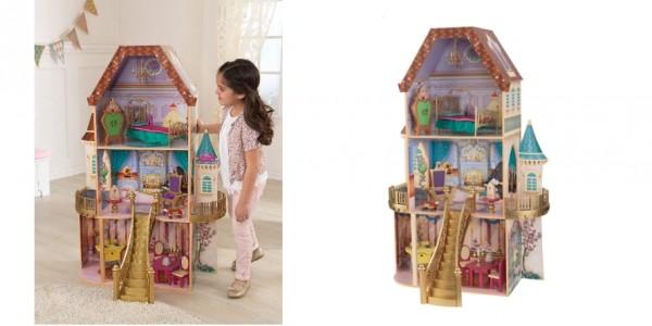 KidKraft Disney Princess Belle Dollhouse & More Beauty & The Beast Toys @ Very