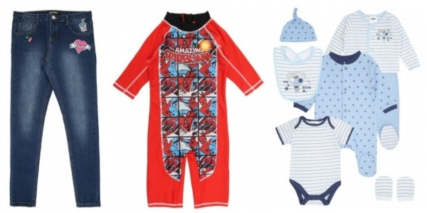 20% Off Selected Kidswear @ Peacocks