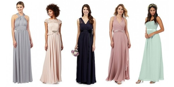 20% Off Bridesmaid Dresses @ Debenhams