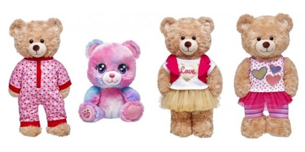 25% Off Selected Valentine's Day Products @ Build-A-Bear