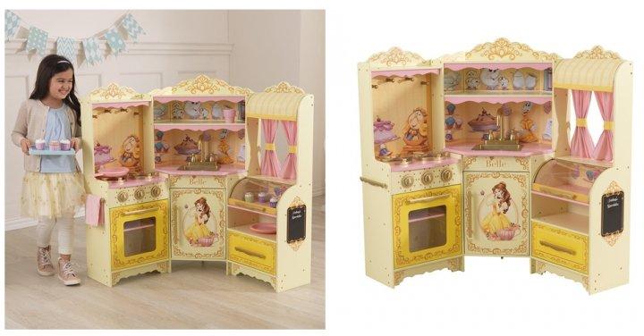 KidKraft Princess Belle Pastry Kitchen Costco