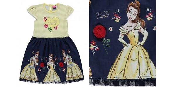 Beauty and the Beast Belle Dress £12 @ Asda George