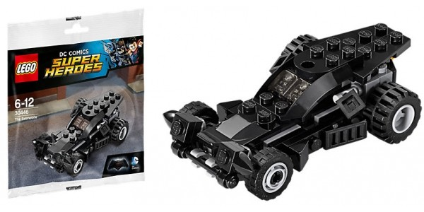 FREE Lego Batmobile When You Spend £25 On Selected Lego @ The Lego Shop