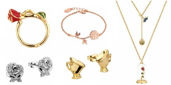 New In Disney Couture Beauty and The Beast Jewellery Collection @ Truffle Shuffle