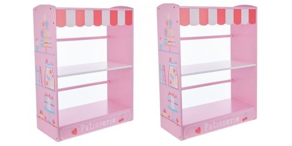 Pink Patisserie Bookcase £39.99 @ TK Maxx