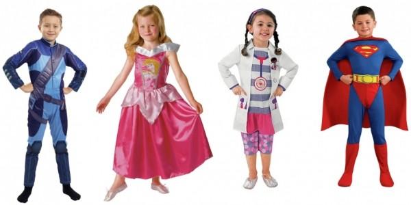 Children's Fancy Dress From Just £1.99 @ Argos