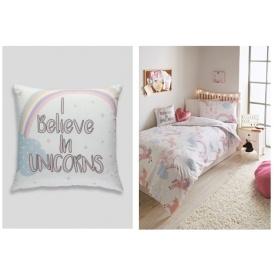 New Childrens Unicorn Home Range Now In Matalan - Matalan bedroom furniture
