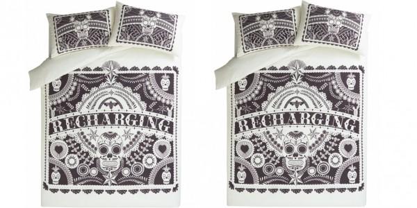 Sugar Skull Duvet Cover From £3.75 @ Asda George (Expired)