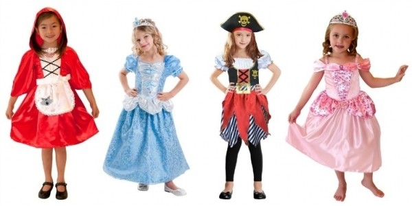 Fancy Dress Costumes From £5 @ Smyths Toys