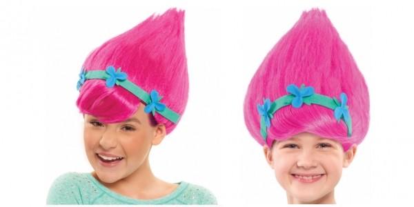 Trolls Poppy Wig £8 @ Asda George