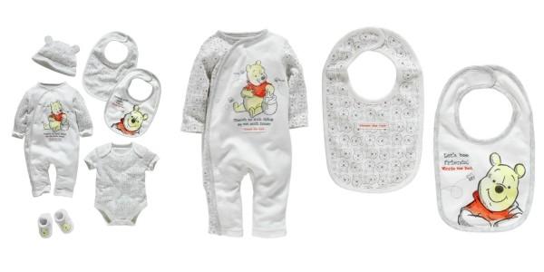 Disney Winnie The Pooh 6 Piece Baby Gift Set £7.99 (was £14.99) @ Argos