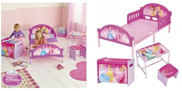 Disney Princess Cosytime Room In A Box £69.99 Delivered @ Home Bargains