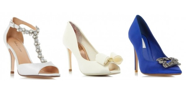 Bridal Shoes Collection Now Available @ Dune