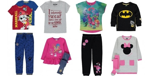 20% Off Selected Kidswear @ Asda George
