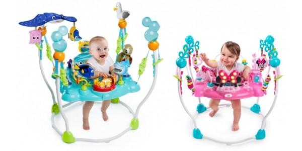 £30 Off Disney Baby Nemo / Minnie Activity Jumper @ Smyths Toys