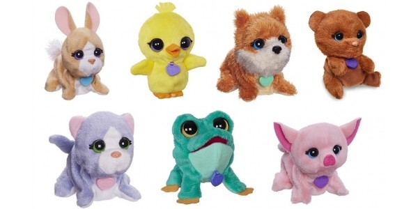 FurReal Luvimals Sweet Singin Pets £6 Each (was £10) @ The Entertainer