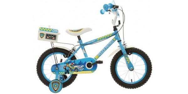 """Apollo Police Patrol 14"""" Bike £55 (was £140) @ Halfords"""