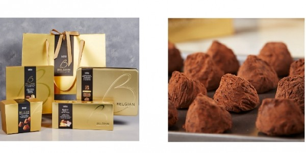 Belgian Chocolate Gift Bag £17.50 (Was £35) @ Marks And Spencer