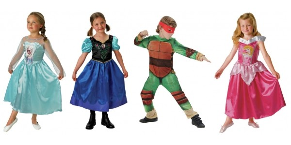 Further Reductions On Fancy Dress @ Argos