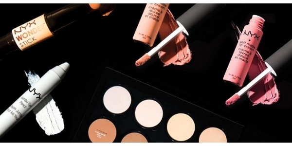 FREE Make Up Bag, Eye Liner & Lip Liner When You Spend £30 On NYX Make Up @ Cult Beauty