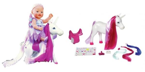 Baby Born Interactive Unicorn Toy Now £17.99 (was £34.99) @ Argos