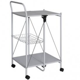 sc 1 st  Playpennies & HOME Foldable Kitchen Storage Trolley £14.99 @ Argos