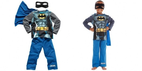 Batman Boys' Blue Novelty Pyjamas £6.74 @ Argos