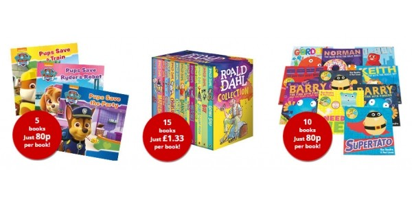 Up To 88% Off Flash Sale Today Only @ The Book People (Expired)