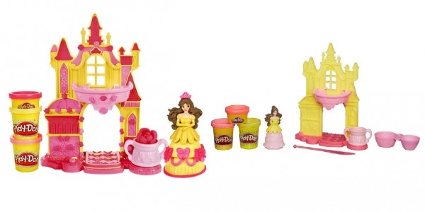 Play-Doh Disney Prettiest Princess Belle's Castle £5.99 @ Argos