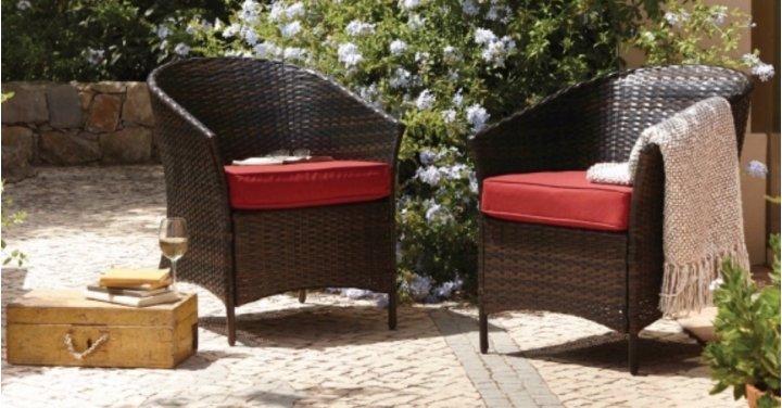 Garden Furniture Sale: 50% Off Plus Extra 40% Off @ Asda