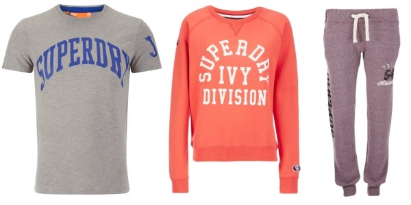 Up To 80% Off Superdry Plus Extra 10% Off (Using Code) @ The Hut