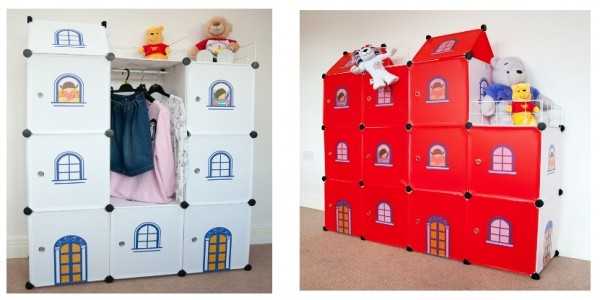 Castle Cube Children's Storage From £48 Delivered @ Amazon