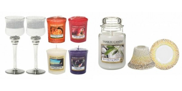 Mother's Day: Up To 40% Off Yankee Candle @ Brand Alley