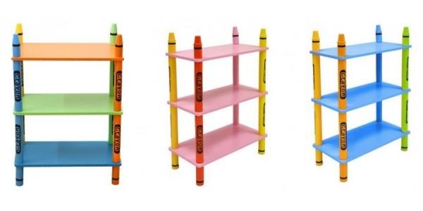 Bebe Style Kids 3 Tier Shelves £14.99 @ Kiddicare