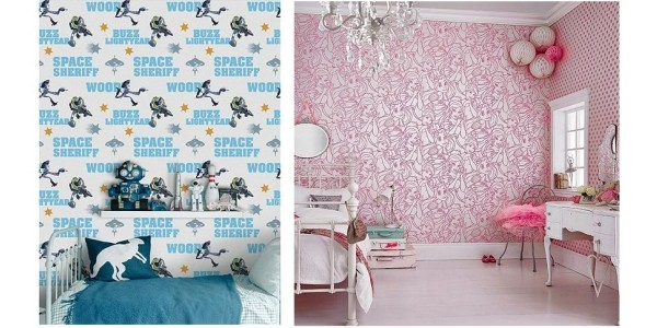 Wallpaper Clearance From £3.99 A Roll @ Tesco Direct