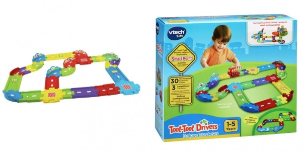 VTech Toot-Toot Driver Deluxe Track Set £7.99 @ Argos