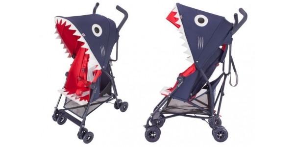 Maclaren Mark II Shark Stroller @ Kiddicare