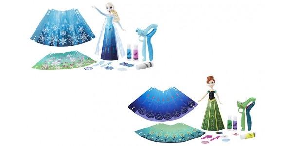 Dohvinci Disney Frozen Design A Skirt Doll Kit Anna or Elsa £10 (was £27) @ The Entertainer