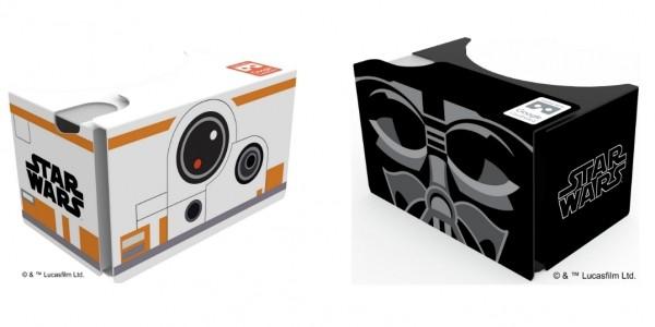 Star Wars BB8 / Darth Vader Virtual Reality Viewer £1.99 @ Argos