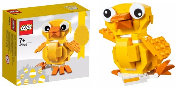 LEGO Easter Chick £5 @ Asda George