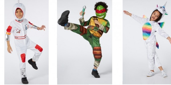 Children's Fancy Dress Reductions: Prices From £3.30 @ Sainsbury's