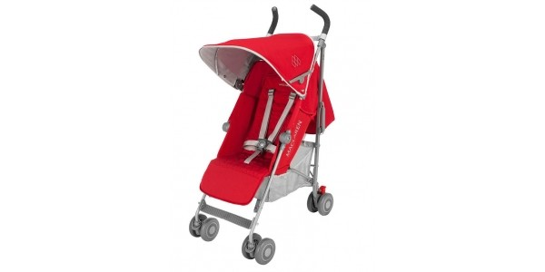 42% Off Maclaren Red Quest Pushchair £129.99 Delivered (RRP £225) @ TK Maxx