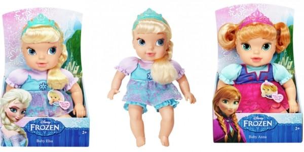Disney Frozen Baby Doll £7.49 @ Argos